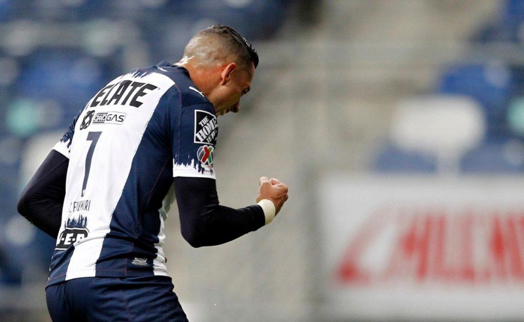 "Rayados de Monterrey: Rogelio Funes Morey is ""angry"" after the arbitration against Cruz Azul"