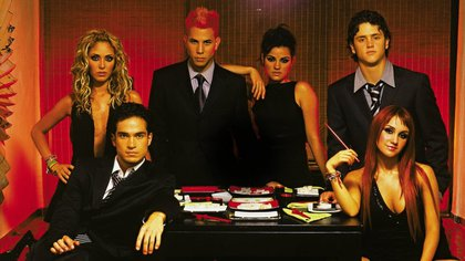 The Rebelde novel was broadcast from 2004 to 2006 (Photo: RBD_oficial / Twitter)