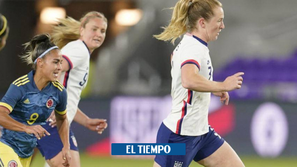 The Colombia women's national team will play two friendlies against Ecuador - international football - sport