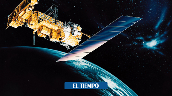 The United States meteorological satellite has been destroyed in space - science - life
