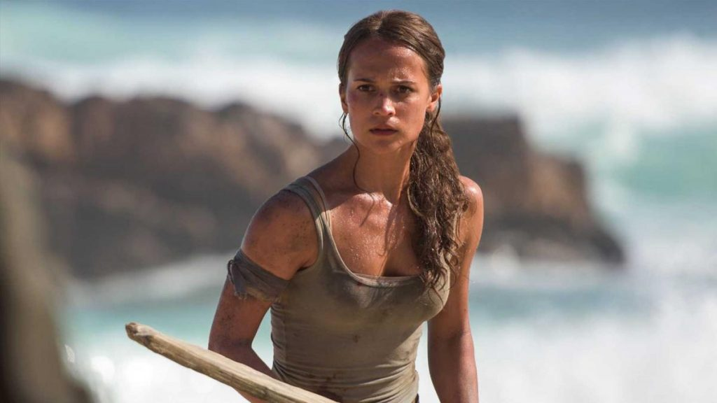 Tomb Raider celebrates 25 years of animated show on Netflix, new movie with Vikander, Fortnite crossovers ...
