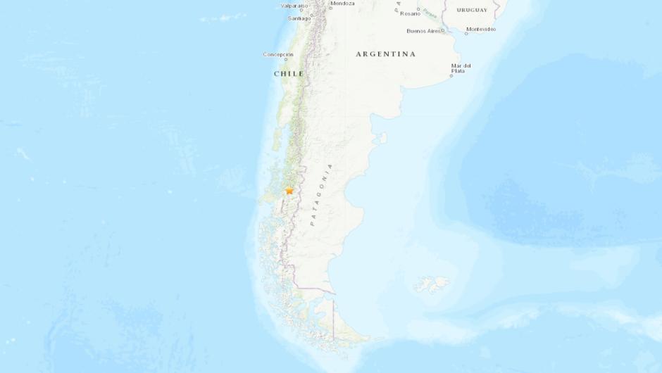Tsunami alert in Chile