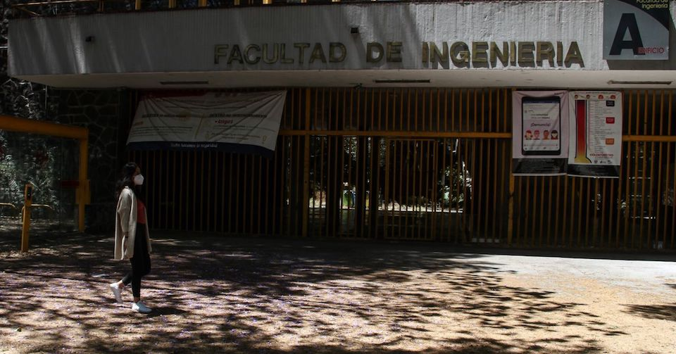 UNAM: More than 98% of the teachers were paid before work stopped