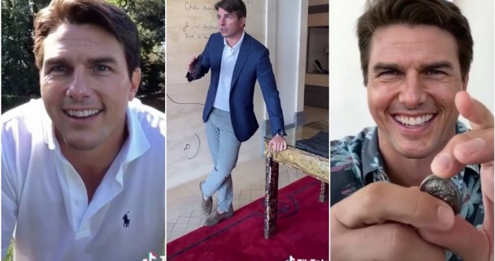 Watch the terrifying deep fake clips of Tom Cruise rocking Tiktok - News, Sports, Gossip, Columns