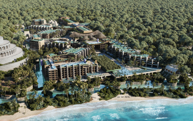 Xcaret will open its second all-inclusive Grand Resort in July