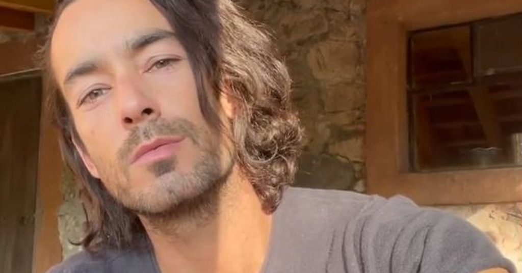 Anger and insults against Aaron Diaz over an Instagram photo of Jesus at the Last Supper