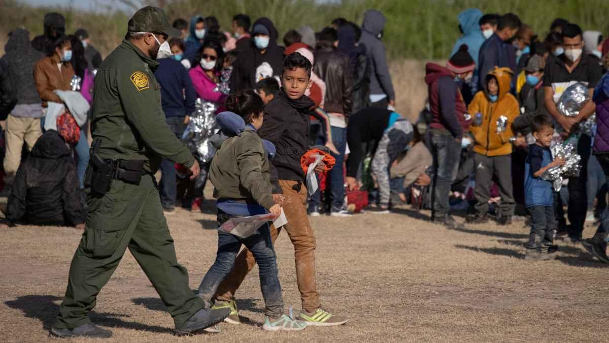 Immigrant Pentagon Children