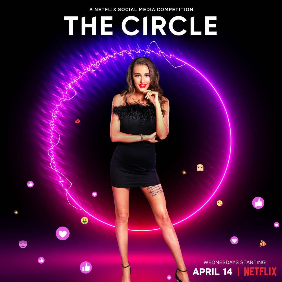 Netflix revela The Circle Season 2 y Selena: Part Two de la serie