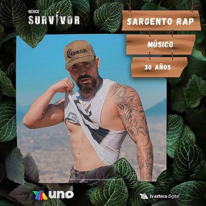 (Image: Screenshot from Instagramsurvivormexico)
