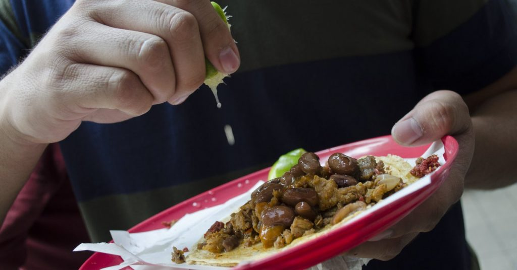 Participate in a taco eating contest and died: the organizer is sued