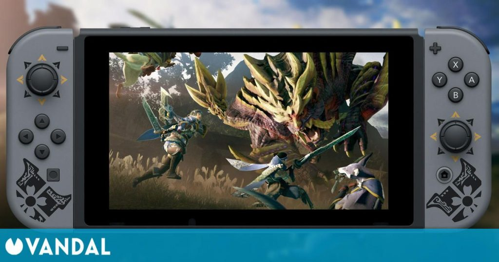 Japan sales: Monster Hunter Rise and Switch top sellers for another week