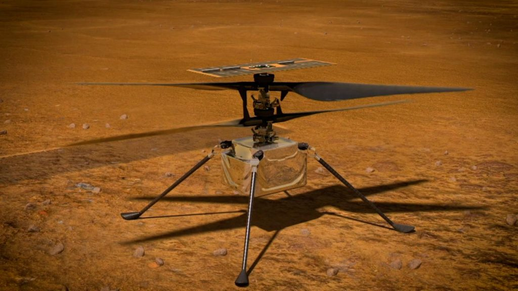 Why did NASA delay a creative helicopter flight on Mars?  |  Video