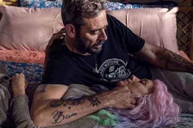 "The tenth season of ""the walking Dead"" Show Najan's past (Image: AMC)"