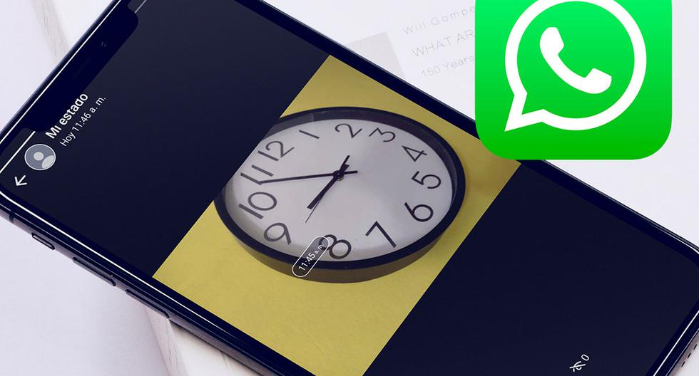 WhatsApp |  How to see your friends' deleted status |  Applications |  Applications |  Smartphone |  Cell Phones |  The trick  Tutorial |  Viral |  United States |  Spain |  Mexico |  NNDA |  NNNI |  SPORTS-PLAY