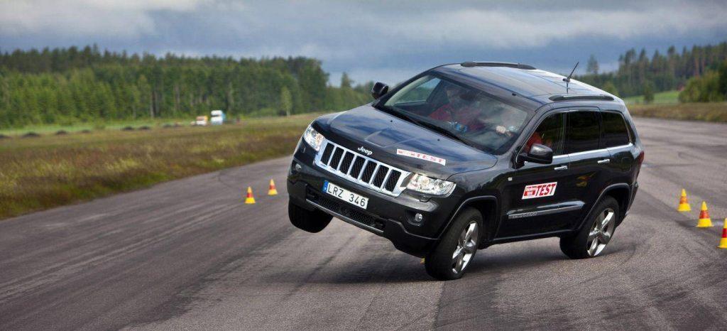 Is an SUV safer than a car?