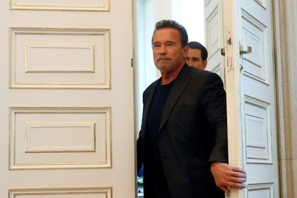"""Arnold Schwarzenegger talked about what """"Boring"""" What are the Oscars (Reuters)"""
