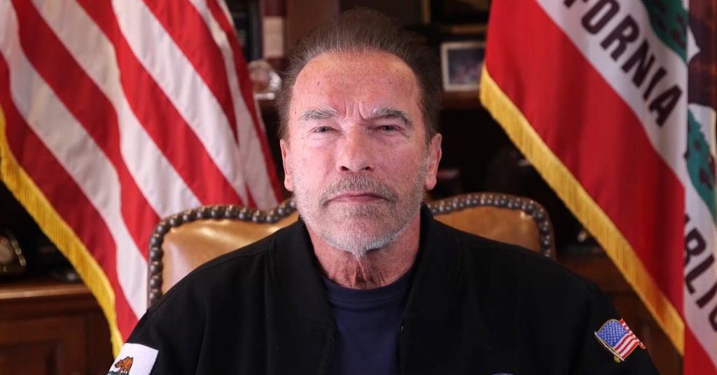 "Arnold Schwarzenegger harshly criticized the Oscars: ""It was so boring."""