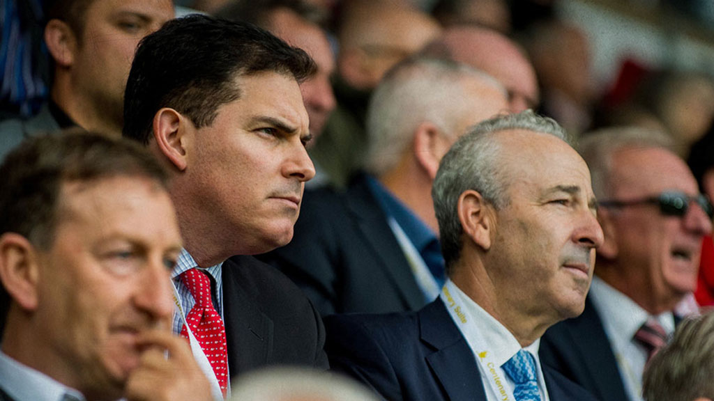 Jason Levian and Stephen Kaplan, faces of the new investment in Necaxa