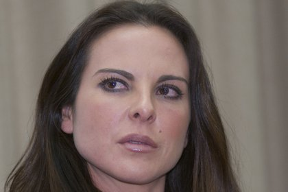 Kate Del Castillo indicated that she was the victim of political persecution during the administration of Enrique Peña Nieto.