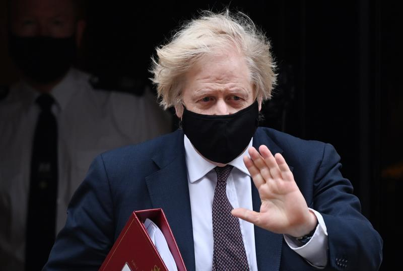 Boris Johnson intervened after pressure from Riyadh to buy Newcastle