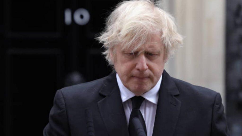 Boris Johnson will not attend Prince Philip's funeral - Noticieros Televisa