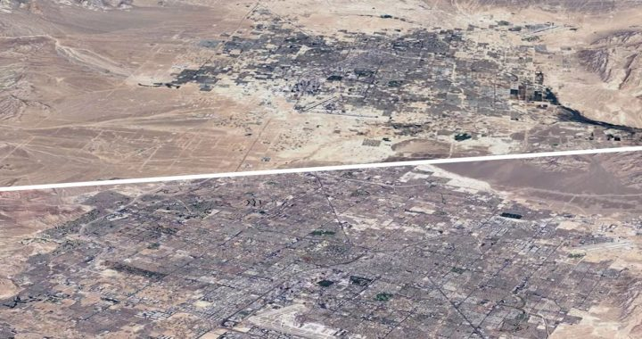 "Don't you believe in climate change?  Google Earth introduces a new feature that displays your ""scars"" - El Financiero"