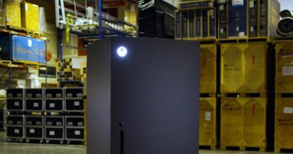 Epic: Xbox Series X Mini Coolers Will Come!