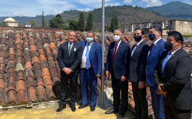 Israel opens a new honorary consulate in Guatemala