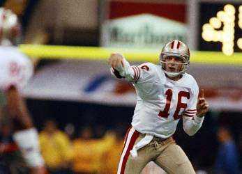 Joe Montana requests to fight at WrestleMania and WWE invites him to the ring