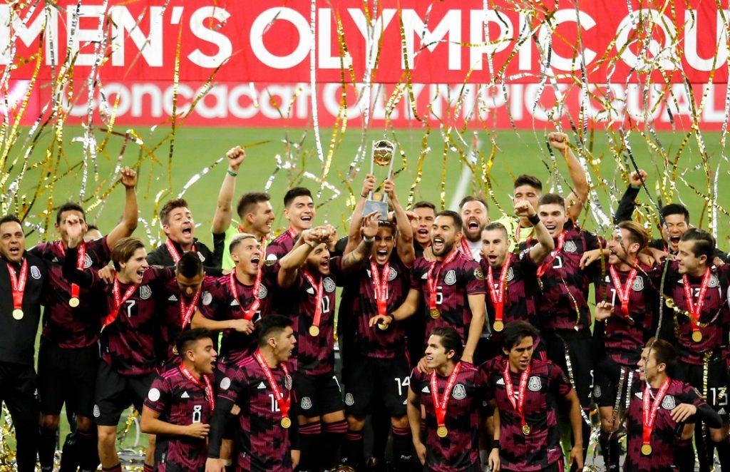 La Sub-23, dirigida por Jaime Lozano, ganó el martes su tercer título consecutivo en el torneo de la Concacaf.