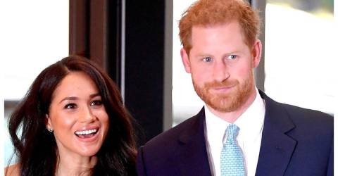 Meghan Markle and Prince Harry announce their first series on Netflix