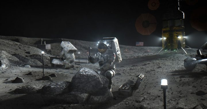 NASA is now planning to place the first African American man on the moon