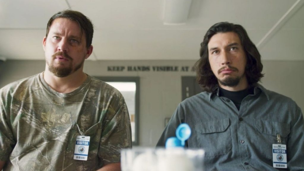 Netflix: This comedy by Adam Driver and Channing Tatum is the perfect comedy if you want to laugh on a Saturday