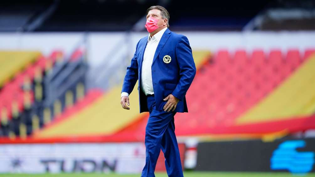 Pogo Herrera on possible arrival in Tigres: No one has spoken to me