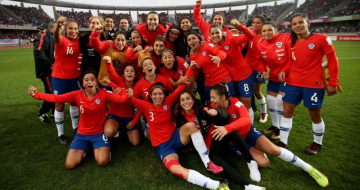The Chilean women's national team wins an entry ticket to Tokyo 2020 for the first time in history |  Video