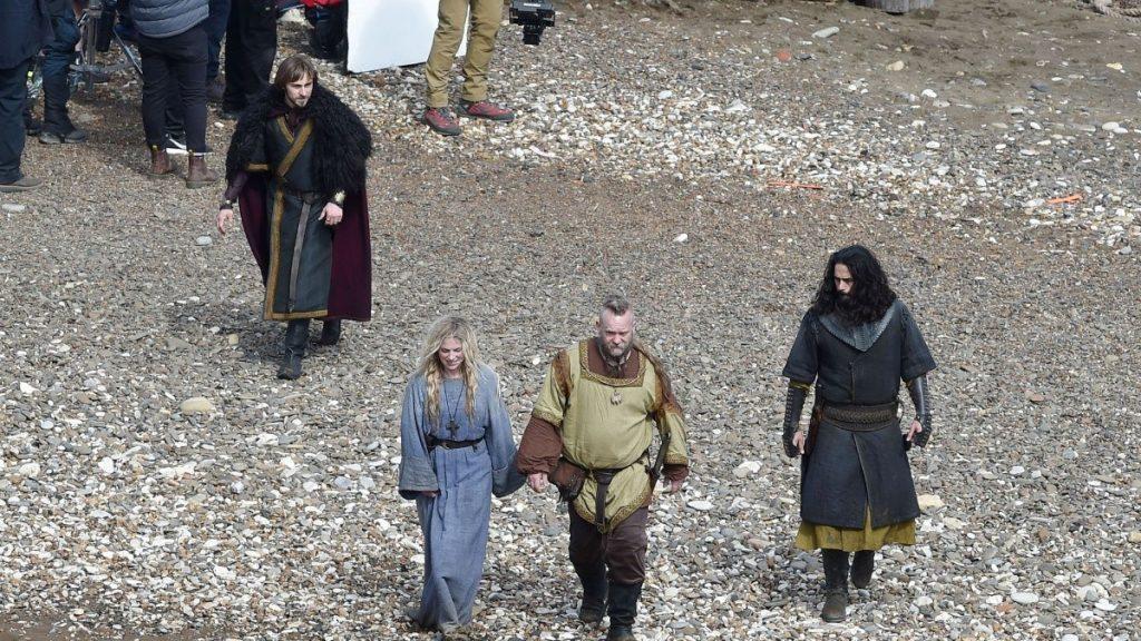 The Last Kingdom Season 5: Behind the scenes photos all hint at the plot