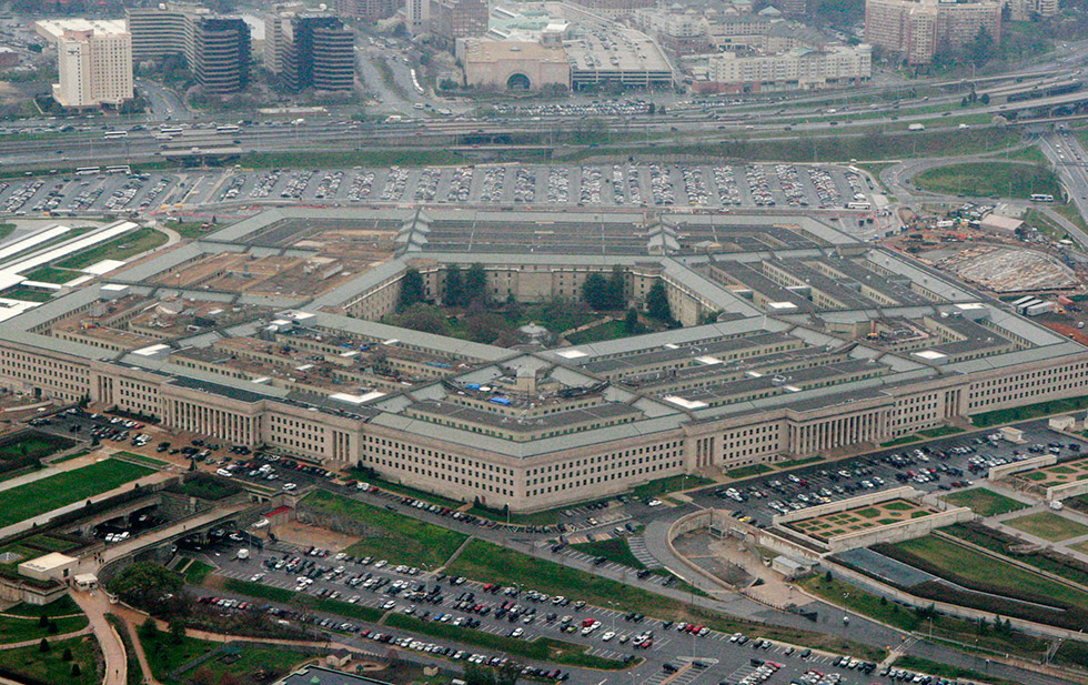 The Pentagon's internet mystery is partially solved