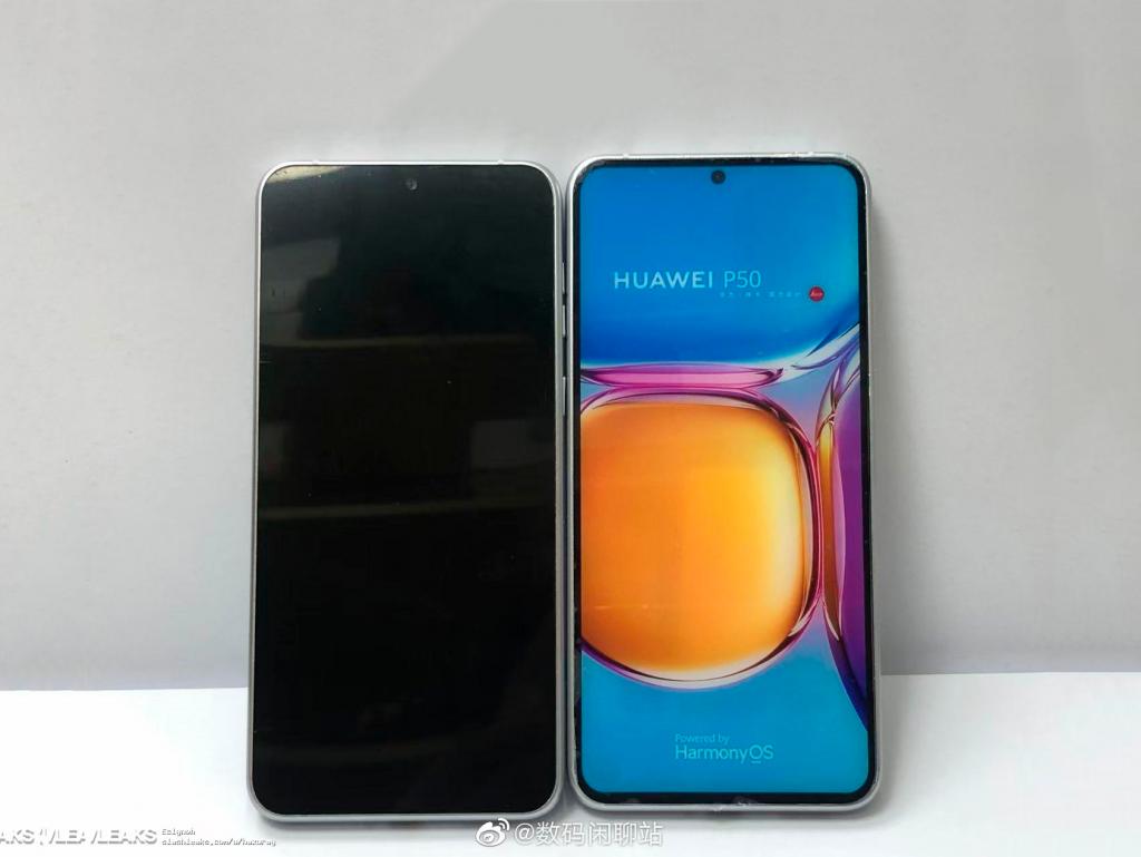 Este es el Huawei P50 en imágenes reales, ¿es soso?