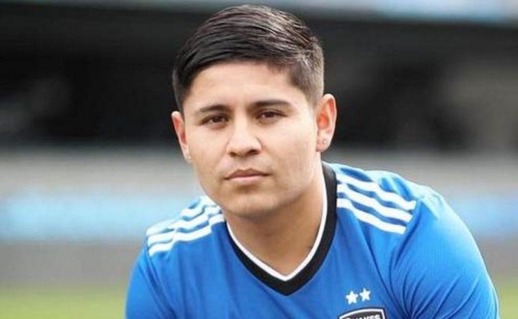 "Video: Javier Eduardo ""La Chaves"" Lopez makes his debut with a goal at San Jose Earthquakes Stadium."