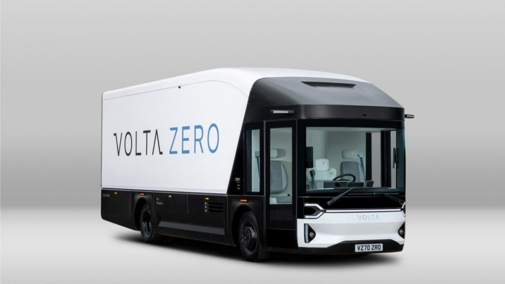 Volta Trucks confirms that it wants to manufacture its electric truck at Nissan facilities
