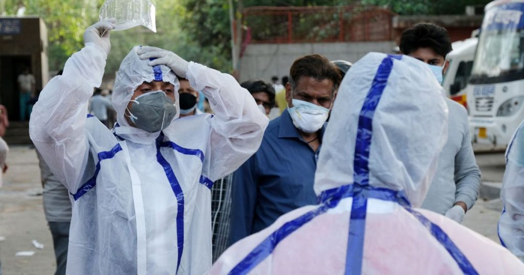 What is happening in India?  3 reasons that could be behind the uncontrolled increase of the epidemic - El Financiero