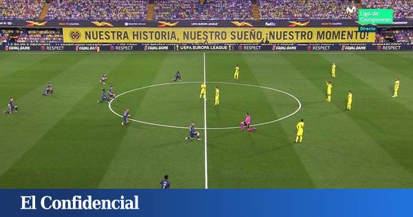 Why didn't Villarreal kneel next to Arsenal because of the Black Lives Matter?