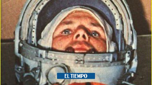 Yuri Gagarin First Man in Space - Europe - International