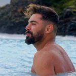 Zac Efron begins filming the second season of Netflix documentaries on Earth
