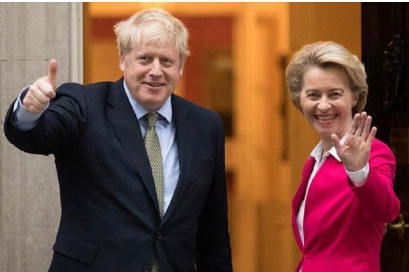 The trade agreement between the European Union and the United Kingdom comes into full effect