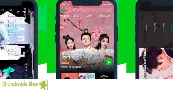 IQiyi, the Chinese Netflix, can be used for free in Spain