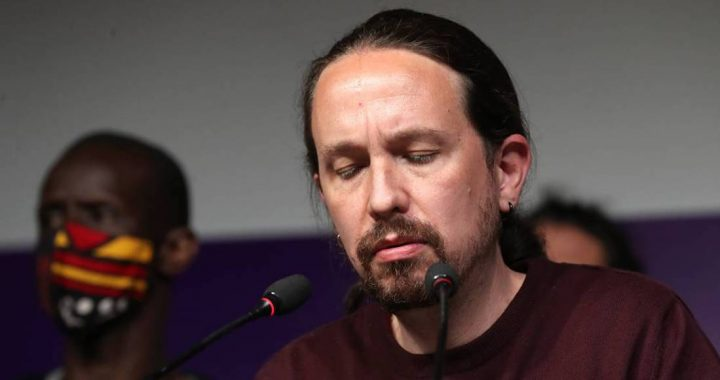 Pablo Iglesias resigns from all his posts and leaves politics due to the failure of the left in Madrid