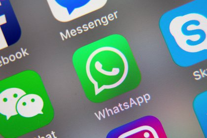 WhatsApp can access the message self-destruct function.  (Photo: EFE)