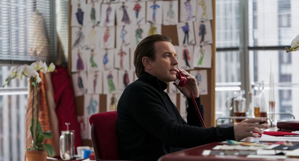 Halston: The True Story of the Designer Ewan McGregor in the New Ryan Murphy Series |  Skip an entry