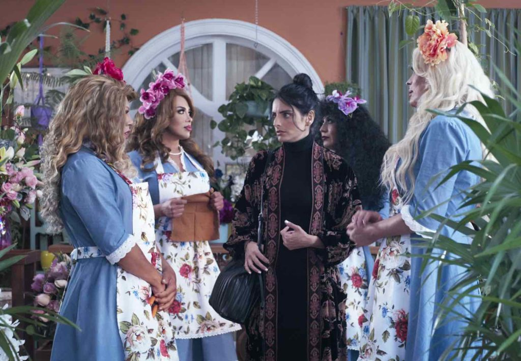 The House of Flowers Netflix